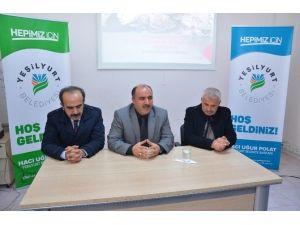Yeşilyurt Belediyesi'nden, Suriyeliler İçin Yardım Kampanyası