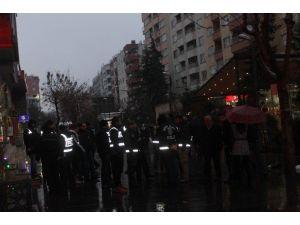 Siirt'te 400 Polisle Asayiş Uygulaması