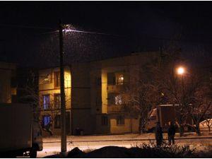 Kar, Bursa'yı beyaza bürüdü
