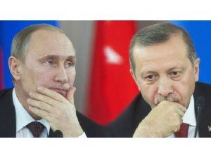 Putin, Erdoğan'a yılbaşı kutlama mesajı göndermedi