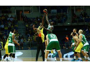 Fenerbahçe: 82 - Panathinaikos: 75