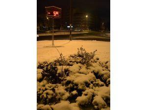 Kayseri'de Gece Hava Sıcaklığı Eksi 5'e Düştü