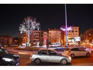 Süleymanpaşa Yeni Yıla Işıl Işıl Giriyor