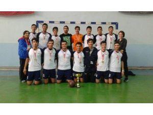 Adana Okulları Hentbolda Finallere Kaldı