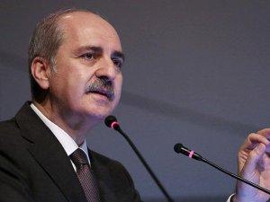 Kurtulmuş: HDP'ye çok tarihi bir sorumluluk düşüyor
