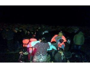 Didim'de 39 Suriyeli Göçmen Yakalandı