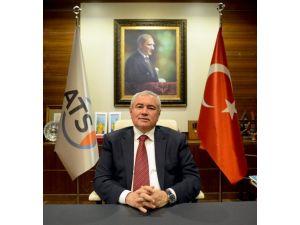 ATSO Başkanı Çetin'den Yeni Yıl Mesajı