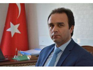 Kaymakam Erkan'dan Yeni Yıl Mesajı