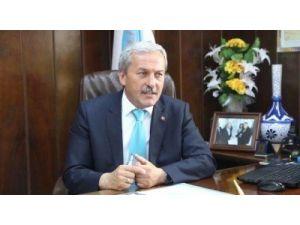 Osmaneli Belediye Başkanı Şahin, Yeni Yıl Mesajı Yayınladı