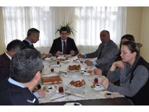 Arpaçay'da Toplum Destekli Polislik Toplantısı