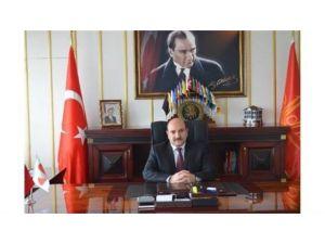 Osmaneli Kaymakamı Çakıcı Yeni Yıl Mesajı Yayınladı
