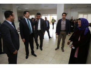 Eyyübiye'ye 2015 Yılında 62 Milyon TL Yardım Aktarıldı