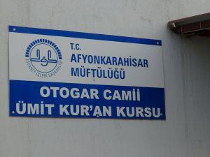 Müftülük, Kur'an kursu kapattı