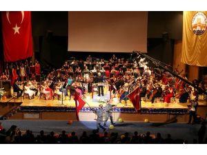 Balkan Senfoni Orkestrası'ndan Yeni Yıl Konseri