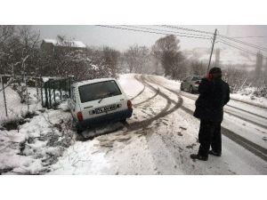 Bartın'da 45 Köy Yolu Ulaşıma Kapandı