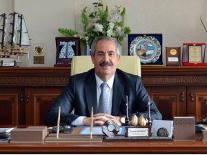 Başkan Gürsoy'dan Yeni Yıl Mesajı
