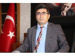 Kaymakam Çetin'den Yeni Yıl Mesajı