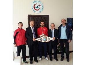 Dünya Şampiyonu Hastaneler Birliği'nden