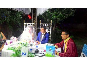 Söke'de bu yıl 930 çift evlendi