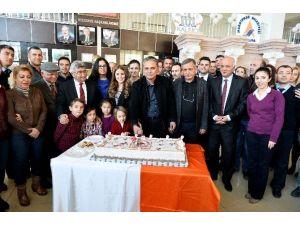 Muratpaşa'da Yılbaşı Kutlaması