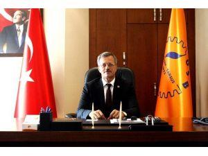 """Mtosb Başkanı Tekli; """"2016'Da Da Elimizi Taşın Altına Koyacağız"""""""