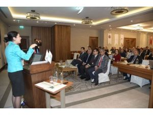 Adana'da Çekap Projesi Eğitimleri