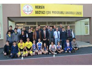 Bozyazı'da AB Projesi Başarısı