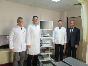 Endoskopi ve kolonoskopi sayısında artış