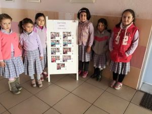 Atatürk İlkokulu'nda 'Haftanın Örnek Öğrencisi' Uygulaması