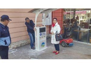 Akyazı'da Engelli Araçları İçin Ücretsiz Şarj İstasyonu Kuruldu