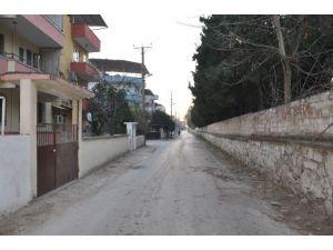 Nazilli'deki Dar Yollar Genişletiliyor