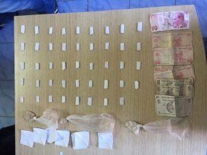 Şanlıurfa'da Uyuşturucu Satıcılarına Darbe