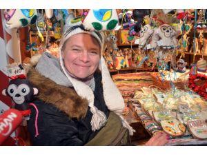 Kiev, yılbaşı kutlamalarına hazır