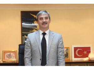 Başkan Şirin'den Yeni Yıl Mesajı