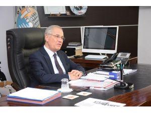Dinar Belediye Başkanı Saffet Acar 2015 Yılını Değerlendirdi