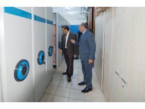 Tunceli SGK İl Müdürlüğü Yeni Binasına Taşındı