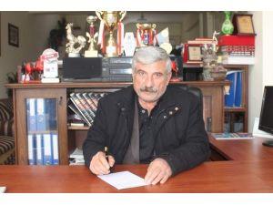 Sgd Başkanı Durak'tan Yeni Yıl Mesajı