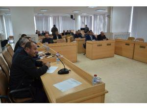 Tokat İl Genel Meclisi'nde Yıl Sonu Toplantısı