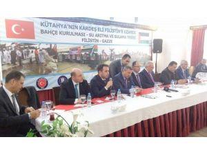Milletvekili İshak Gazel: İnşallah Bir Gün Mescid-i Aksa'da Sabah Namazı Kılacağız