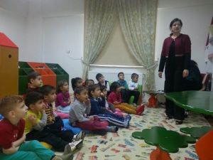 Ana Okulu Öğrencilerine Cinsel İstismar Eğitimi