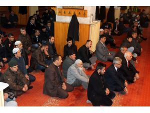 Şehit Polis Nuri Yazanel için mevlid okutuldu