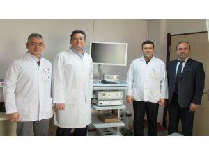 Bandırma Devlet Hastanesi'ne Yeni Endoskopi Cihazı