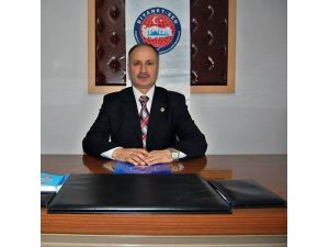 Çaycuma Memur-sen'den İlçe Milli Eğitim Müdürü Özdemir'e Destek