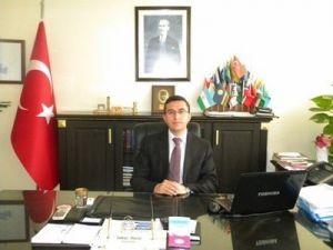 Çaycuma Kaymakamı Serkan Keçeli'den Yeni Yıl Mesajı
