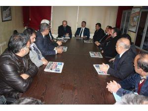 Şanlıurfa'da Yeşilay Cemiyeti Toplantı Düzenledi