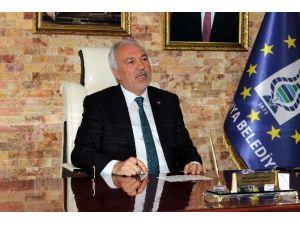 Başkan Kamil Saraçoğlu'ndan Taziye Mesajı
