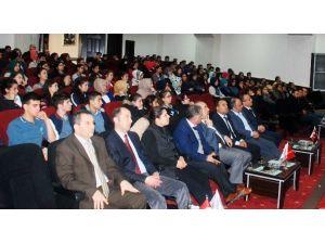 Nizip'te Gaziantep Konferansı