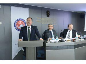 Denizli Ticaret Odası Başkanı Özer: Sanayileşme ivmesi zayıfladı