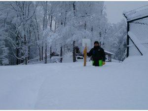 Kar Yağışının Yarın Da Devam Etmesi Bekleniyor