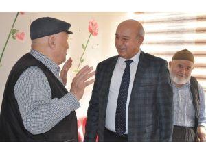Başkan Çayır'dan Yılbaşı Ziyaretleri